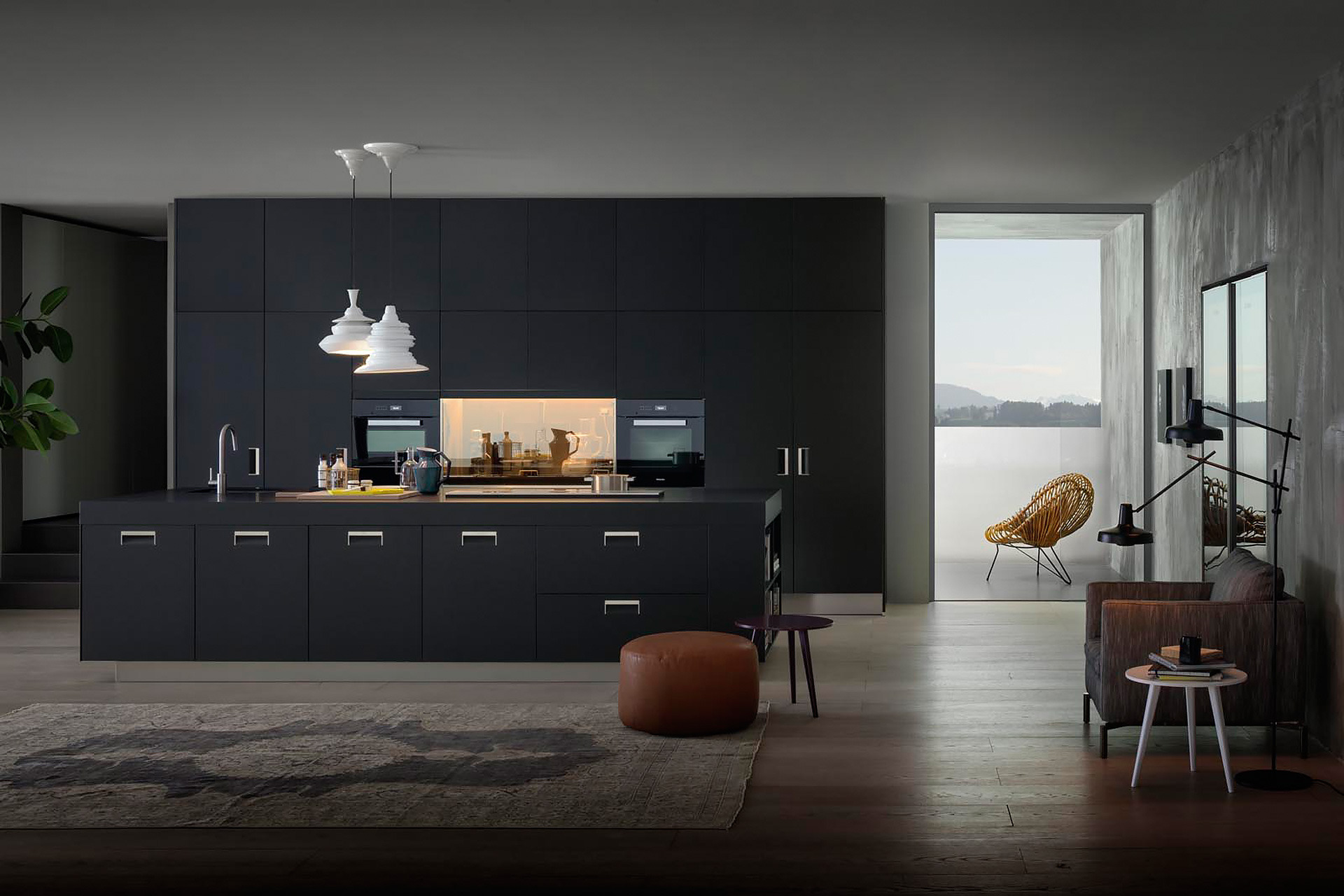 Emejing arc linea cucine contemporary for Ballarini arredamenti